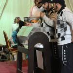 حفل اهالي محافظة الخفجي عيد الفطر 1434هـ