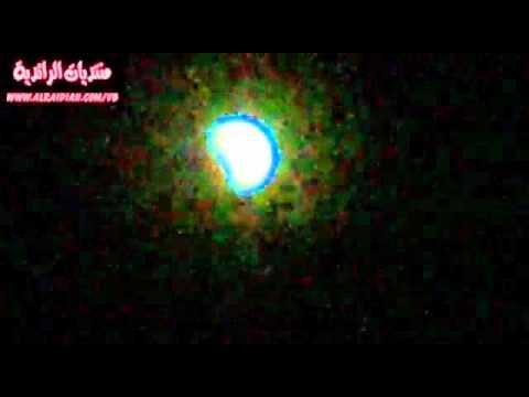 خسوف القمر بالخفجي ـ الرائدية 1432