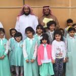 طالبات مدارس سمو الفيصل يزرن الجمعية ويتبرعن