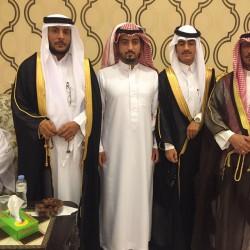 زواج عبدالله خلف الفدعاني في الدمام