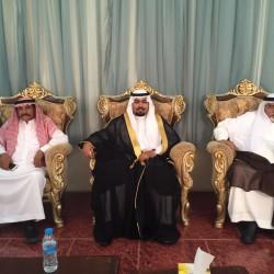 عقيل العنزي يحتفل بزواج ابنه عبدالله