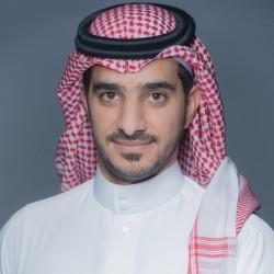 فهد بن نومه مشرفاً على مركز الإعلام والاتصال بـ #جامعة_القصيم
