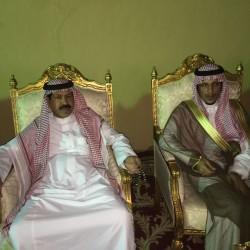 العنزي يقيم مأدبة عشاء على شرف الشيخ بدر المطرقه