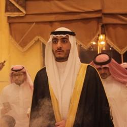 الرائدية تغطي حفل زواج لاعب النصر عبدالله الشمري