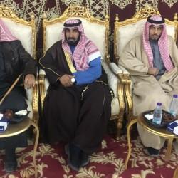عناد البجيدي يحتفي بشيخ البجايدة سفاح الشامان