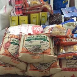 ٥٠٠ أسرة تستفيد من سلة بر الخفجي الغذائية