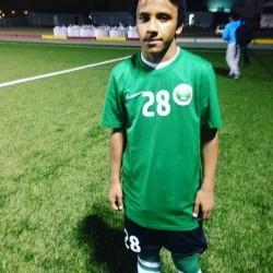 لاعب من العلمين بمنتخب المملكة لكرة القدم