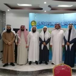 في أول اجتماع بتحفيظ القرآن الكريم بمجلسة الجديد الدوامي رئيس والمري نائب له