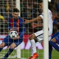 برشلونة يصنع المعجزة ويضرب باريس بسداسية