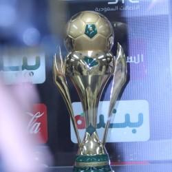 وولي العهد يرعى المباراة النهائية على كأس سموه .. وتغطية المؤتمر الصحفي للمدربان