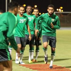 تغطية تدريبات المنتخب السعودي .. قبل لقاء العراق