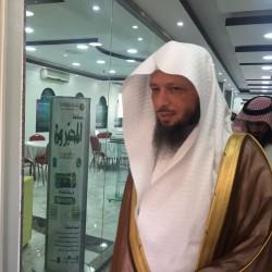 الشيخ سعد العتيق يزور جمعية قاريء بالخفجي