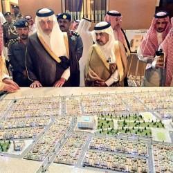 الأمير خالد الفيصل يدشن عدة مشاريع في محافظة القنفذة