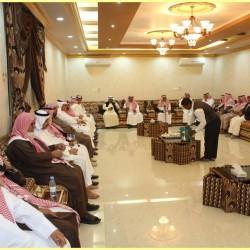 دهيمان رغيان الدحيلي .. يقيم حفل عشاء لشالح عايد الدحيلي واخوانه