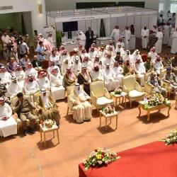 انطلاق فعاليات يوم المهنة العاشر بفرع جامعة حفر الباطن بمحافظة الخفجي