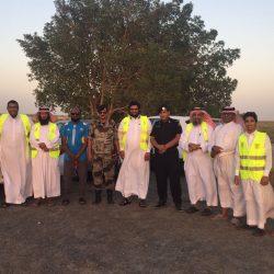 600 أمّ وفتاة بنادي الحي بالجبيل الصناعية  ..  يحتفنّ بالأمسية الرمضانية هلالٌ أطلّ