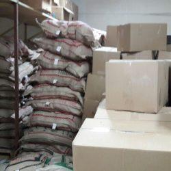ولي العهد يدعم خيرية الخفجي ب ٥٠٠ سلة غذائية و٥٠٠ كيس رز