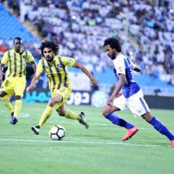بالصور .. الهلال يكسب التعاون في مباراة مليئة بالأهداف