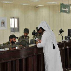 حجاج قطريون يشيدون بالخدمات والتسهيلات التي تقدمها المملكة لهم في منفذ سلوى الحدودي