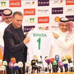 الاتحاد السعودي لكرة القدم يوقع مع المدرب الأرجنتيني باوزا لقيادة الأخضر في كأس العالم
