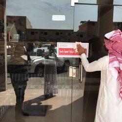 حملة ميدانية مكثفة تنفذها بلدية الخفجي على المنشآت الصحية