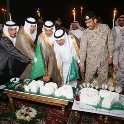 برعاية أمير الشرقية الخفجي تحتفل باليوم الوطني السابع والثمانون