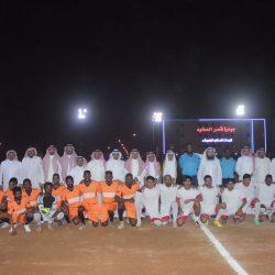 إنطلاق مونديال نبراس لكرة القدم لفرق حواري الرياض