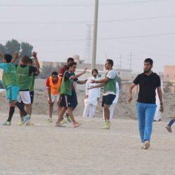 بإفتتاح بطولة الرائدية الداخلية .. فريق مشاري علي يكسب فريق شلية بثلاثية