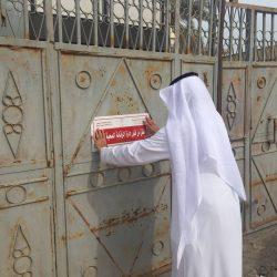 بلدية الخفجي: مداهمة معمل للحلويات والمعجنات تديره عماله داخل سكن