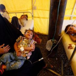 الناطق الرسمي باسم وزارة الصحة والسكان اليمنية : نسبة تشافي وباء الكوليرا 99.5 % والوفيات تراجعت لتصل 0.2 %