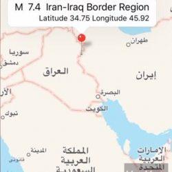 سقوط قتلى وجرحى جراء الزلزال الذي ضرب محافظات العراق