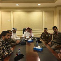 بلدية العيون تغير مجرى على طريق الدمام – الاحساء