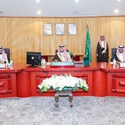 الأمير سعود بن نايف يحصل على وسام التميز في القيادة والأداء والابداع