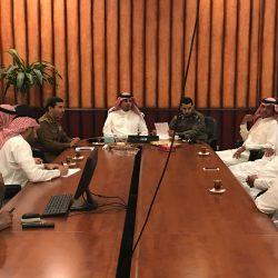 بلدية #الخفجي تعقد إجتماعا مع الدوائر الحكومية لمناقشة الإستعدادات لموسم الأمطار