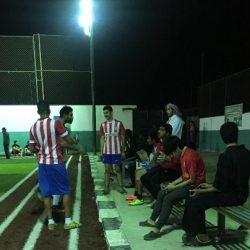 أثارة وندية بين الزعيم ومليجة في ثالث ايام بطولة الدوري والكاس
