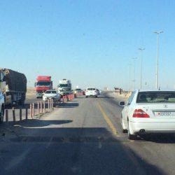 مغردون من الخفجي يناشدون وزارة النقل بسرعة انجاز طريق الخفجي السفانيه