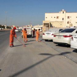 بلدية #الخفجي تستأنف حملة النظافة برفع أكثر من 3000 متر مكعب