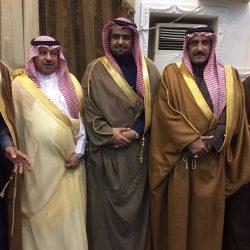 ناشي العتيبي يحتفل بمناسبة تعيينه في المجلس المحلي في #الخفجي
