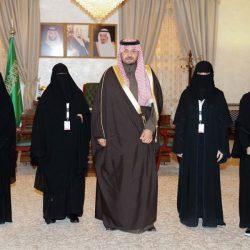 الأمير عبدالله بن بندر يطلع على استعدادات وخطط الحج والعمرة