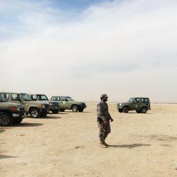حرس الحدود ينتشل جثمان مواطن من البحر بالخفجي