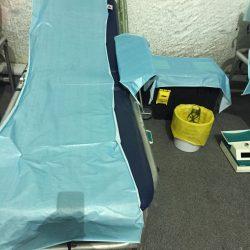 الدورة التدريبية للأمن والسلامه والأسعافات الأولية بمستشفى سعود بن جلوي بالأحساء