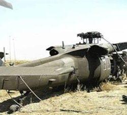 مقتل طيارين اثنين في تحطم مروحية روسية