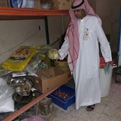 """بلدية الخفجي تنفذ حملة رقابية ضمن حملة """"غذاؤكم.. أمانة"""""""