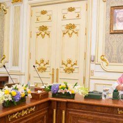 سمو وزير الداخلية يُدشن حزمة جديدة من الخدمات الإلكترونية للجوازات