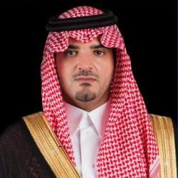 رئيس اتحاد القدم يكرم الرحالة فهد اليحيى بعد قطعه لمسافة اكثر من خمس الآف كيلو متر لتشجيع الأخضر