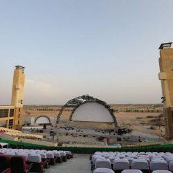 نائب أمير منطقة مكة المكرمة يقف ميدانيًا على جهود الجهات الأمنية والفرق التطوعية بالمسجد الحرام