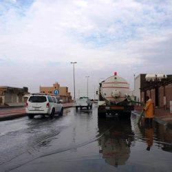المهندس عازب القحطاني يزور إدارة جوازات محافظة الخفجي