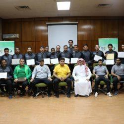 المنتخب السعودي الأول لكرة القدم يختتم تحضيراته لمواجهة كوريا الجنوبية وديًا