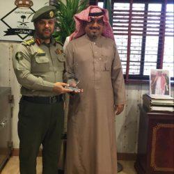 محافظ الخفجي يستقبل رئيس مجلس إدارة غرفة الشرقية
