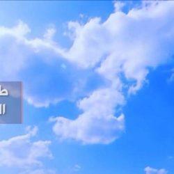 الهزاع يشارك الأهالي إحتفال العيد